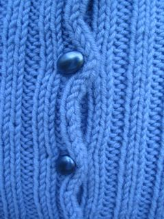 Everyday Cardigan buttons